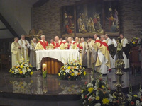 Preparation of the Eucharist
